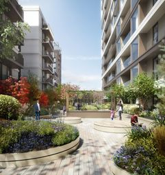 Thumbnail 3 bed flat for sale in Gartons Way, London