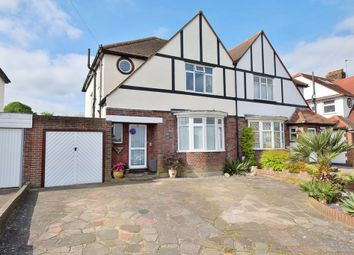 Thumbnail 3 bed semi-detached house for sale in Lancing Road, Orpington