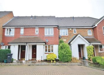 Thumbnail 2 bed terraced house to rent in Coniston Court, Lightwater, Surrey