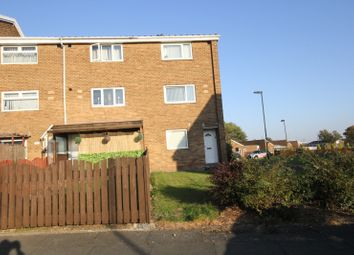 Thumbnail 3 bed property to rent in Bromley Gardens, Wallsend