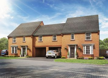 "Thumbnail 4 bedroom link-detached house for sale in ""Hurst"" at Black Firs Lane, Somerford, Congleton"