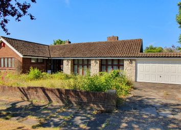 Thumbnail 3 bedroom detached bungalow for sale in Worcester Gardens, Worcester Park