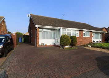Thumbnail 2 bed semi-detached bungalow for sale in Selwood Close, Minster On Sea, Sheerness