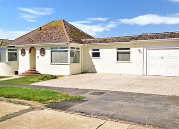 Thumbnail 4 bed bungalow for sale in Bramber Avenue, Peacehaven, East Sussex