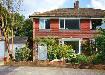 Thumbnail 3 bed semi-detached house to rent in Hallsland Way, Hurst Green, Oxted