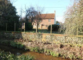 Thumbnail 4 bed detached house for sale in 54 Back Street, South Creake, Fakenham, Norfolk