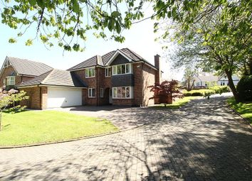 Thumbnail 5 bed detached house for sale in The Brooklands, Buck Lane, Hough, Crewe, Cheshire