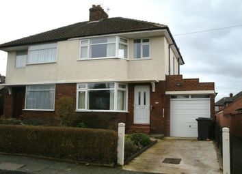 Thumbnail 3 bed semi-detached house to rent in Knowe Park Avenue, Stanwix, Carlisle