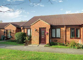 Thumbnail 2 bedroom terraced bungalow for sale in Bradegate Drive, Peterborough