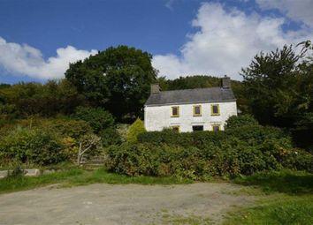 Thumbnail 4 bed detached house for sale in Llwynprenteg, Llanafan, Aberystwyth, Dyfed