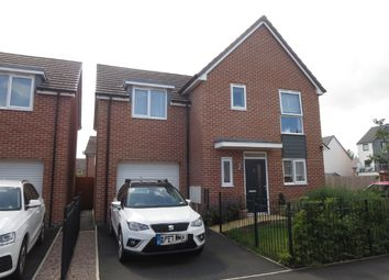 Thumbnail 3 bed detached house for sale in James Grundy Avenue, Trentham Manor, Stoke-On-Trent
