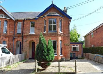 Thumbnail 3 bed semi-detached house for sale in Lane End, Bembridge, Isle Of Wight