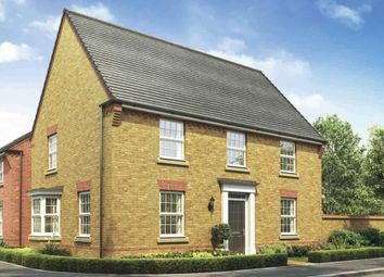 "Thumbnail 4 bed detached house for sale in ""Cornell"" at Park View, Moulton, Northampton"