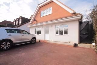 Thumbnail 5 bed detached house to rent in Parkwood, Doddinghurst Road, Brentwood