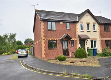 Thumbnail 3 bed end terrace house for sale in Stanbury Mews, Hucclecote, Gloucester