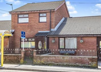 Thumbnail 3 bed semi-detached house for sale in Elephant Lane, Thatto Heath, St. Helens