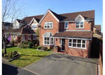 Thumbnail 4 bed detached house for sale in Cherry Dale Road, Chester
