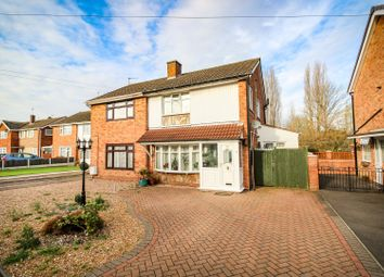 Thumbnail 4 bed semi-detached house for sale in Helming Drive, Eastfield, Wolverhampton