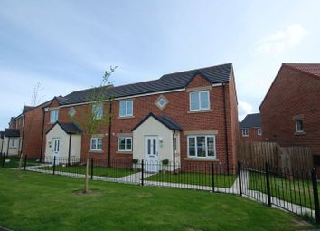 Thumbnail 3 bedroom semi-detached house for sale in Nuthatch Close, Wideopen, Newcastle Upon Tyne