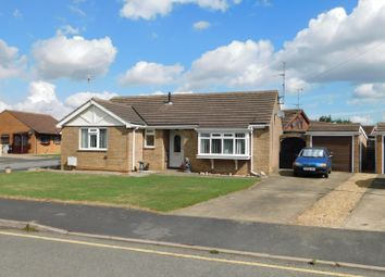 Thumbnail 4 bed detached bungalow for sale in Oak Close, Ingoldmells, Skegness