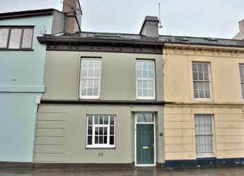 Thumbnail 2 bed terraced house for sale in West Quay, Ramsey, Isle Of Man