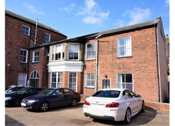 Thumbnail 2 bed flat for sale in 46 King Street, King's Lynn