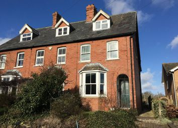 Thumbnail 4 bed end terrace house for sale in Charlton Road, Wantage
