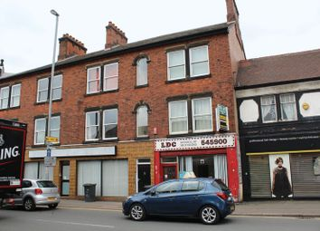 Thumbnail 2 bed flat to rent in Borough Road, Burton-On-Trent