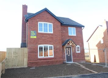 Thumbnail 4 bed detached house for sale in The Radley - Hopton Park, Nesscliffe, Shrewsbury
