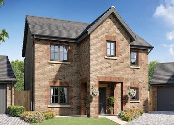 Thumbnail 4 bedroom detached house for sale in Laureates Lane, Cockermouth