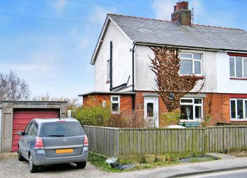 Thumbnail 3 bed semi-detached house for sale in Hogsthorpe Road, Mumby, Alford