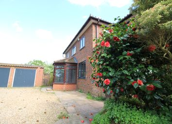 Thumbnail 5 bed detached house to rent in Hilly Plantation, Norwich
