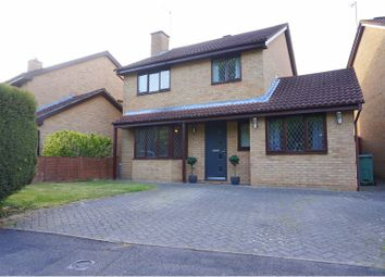 Thumbnail 4 bed detached house for sale in Tamorisk Drive, Southampton