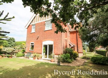 Thumbnail 4 bed detached house for sale in Station Road, Hopton, Great Yarmouth
