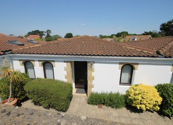 Thumbnail 2 bed terraced bungalow for sale in The Vineyard, Bouldnor, Yarmouth