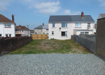 Thumbnail 3 bedroom semi-detached house for sale in Glebelands, Hakin, Milford Haven