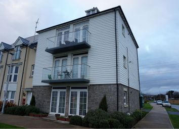 Thumbnail 2 bed flat for sale in 1 Y Corsydd, Llanelli