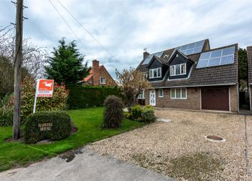 Thumbnail 4 bed detached house for sale in Station Road, Swineshead, Boston