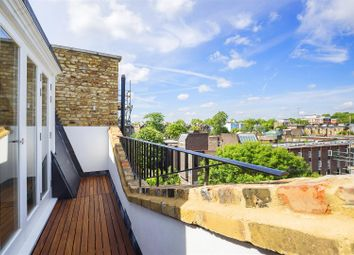 Thumbnail 4 bed flat to rent in Princess Road, London