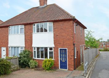 Thumbnail 3 bedroom property to rent in Shirley Avenue, York