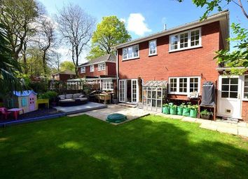 Thumbnail 4 bed detached house for sale in Burnsall Close, Farnborough