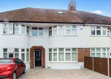 Thumbnail 4 bed terraced house to rent in Oriental Road, Woking