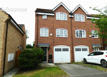 Thumbnail 4 bed semi-detached house for sale in Cornflower Drive, Bessacarr, Doncaster.