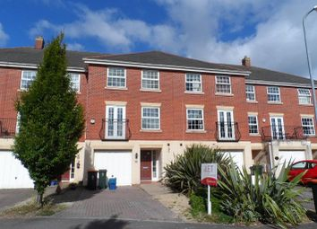 Thumbnail 4 bed town house to rent in Cambrian Drive, Marshfield, Cardiff