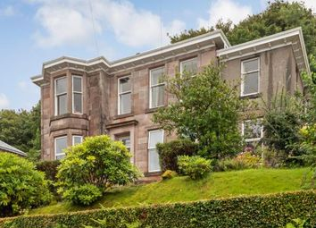 Thumbnail 4 bed flat for sale in Barrhill Road, Gourock, Inverclyde