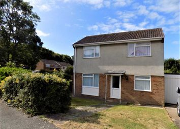 Thumbnail 3 bed detached house for sale in Rosemary Close, Peacehaven