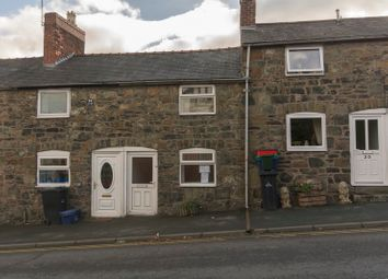 Thumbnail 1 bed terraced house for sale in 19 Mount Street, Welshpool, Powys