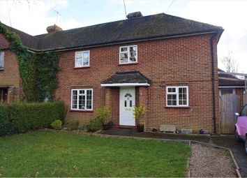 Thumbnail 3 bed end terrace house for sale in Horley Row, Horley