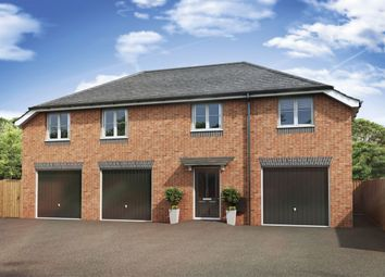 Thumbnail 2 bed flat for sale in Sommerfeld Road, Hadley, Telford