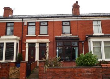 Thumbnail 3 bed terraced house for sale in Station Road, Bamber Bridge, Preston, Lancashire